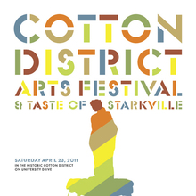 Cotton District Arts Festival