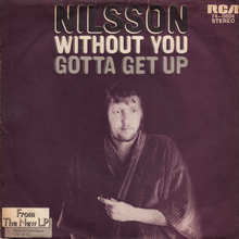 """Without You""<span class=""nbsp"">&nbsp;</span>and ""Coconut"" singles – Nilsson"