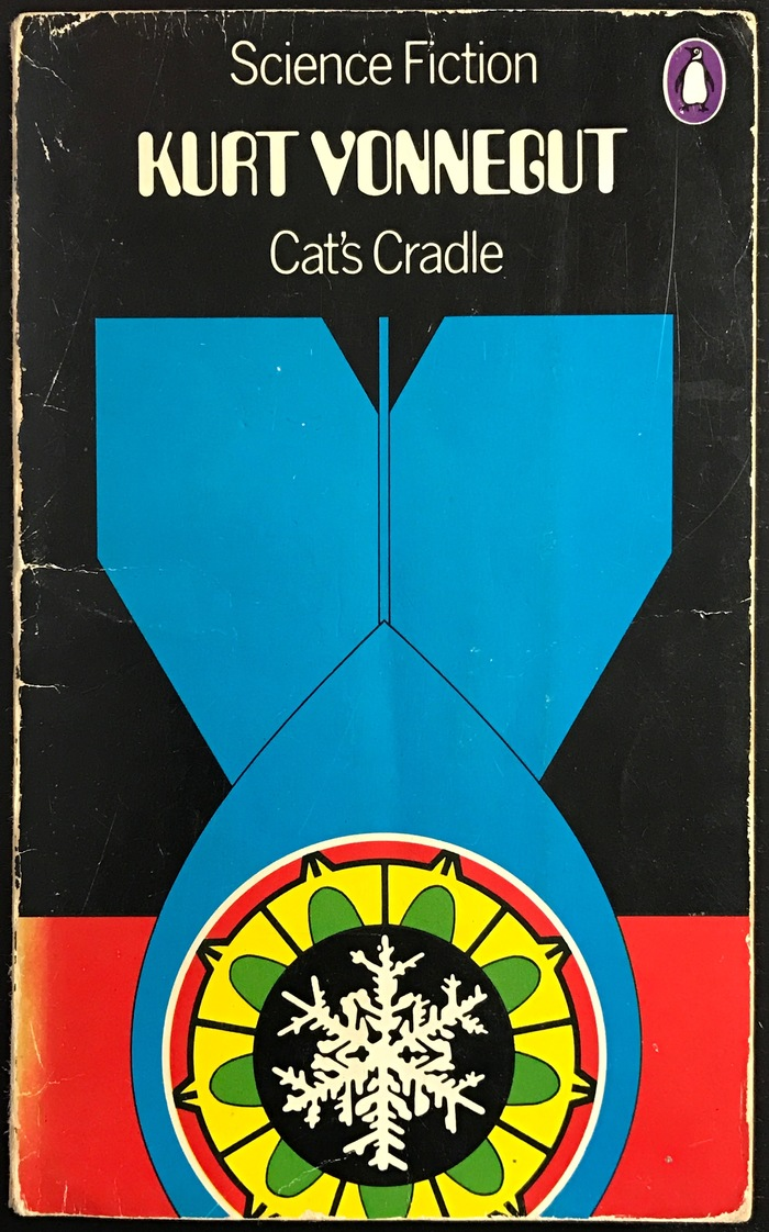 Kurt Vonnegut: Cat's Cradle, 2nd edition, 1973.