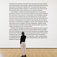 <cite>Unfinished Conversations: New Work from the Collectio</cite>n at MoMA