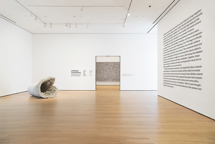 Unfinished Conversations: New Work from the Collection at MoMA 3