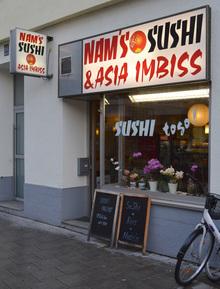 Nam's Sushi & Asia Imbiss