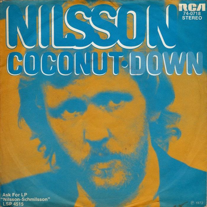 """""""Coconut"""" / """"Down"""" – Nilsson"""