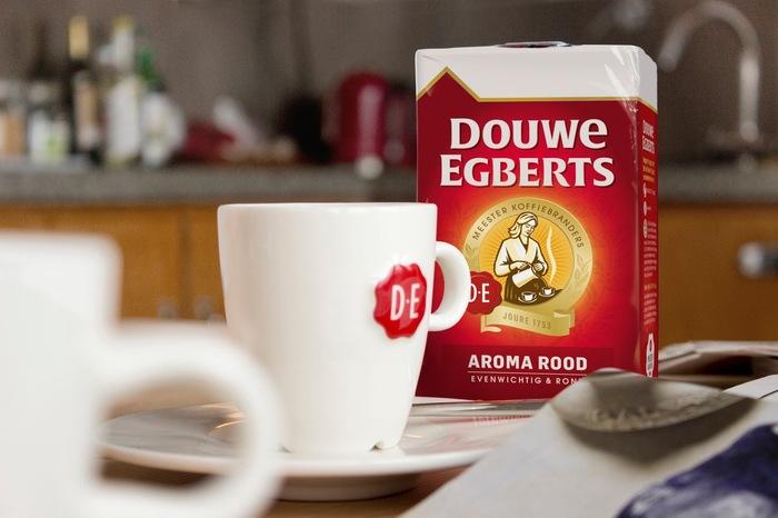 Douwe Egberts (2014) 3