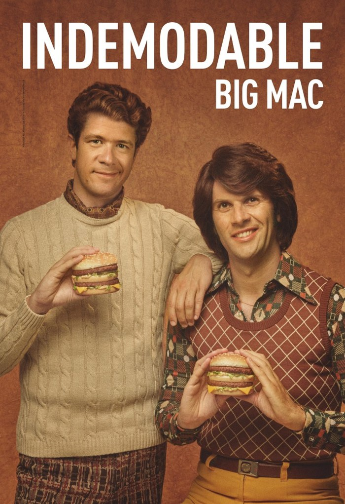 Indemodable Big Mac 1