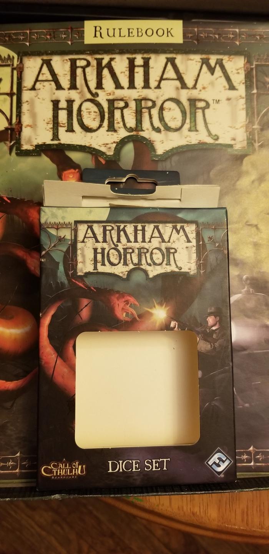 Arkham Horror 4