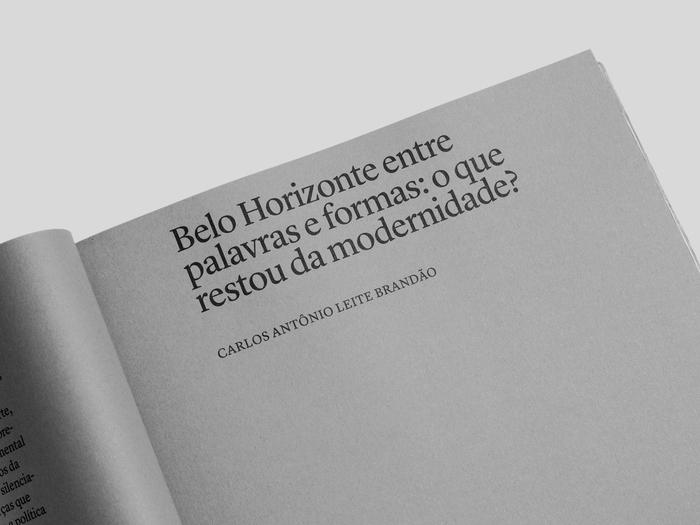 Estudos sobre Belo Horizonte e Minas Gerais nos trinta anos do BDMG Cultural 3