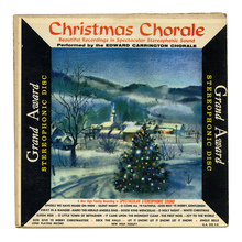<cite>Christmas Chorale </cite>album art