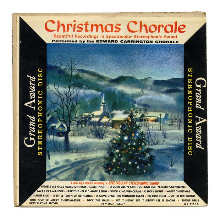 Christmas Chorale album art