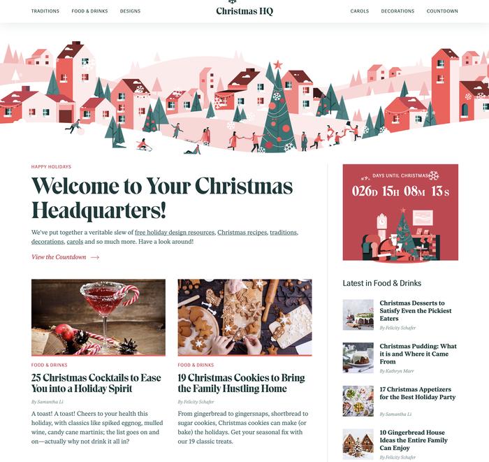 Christmas HQ 1