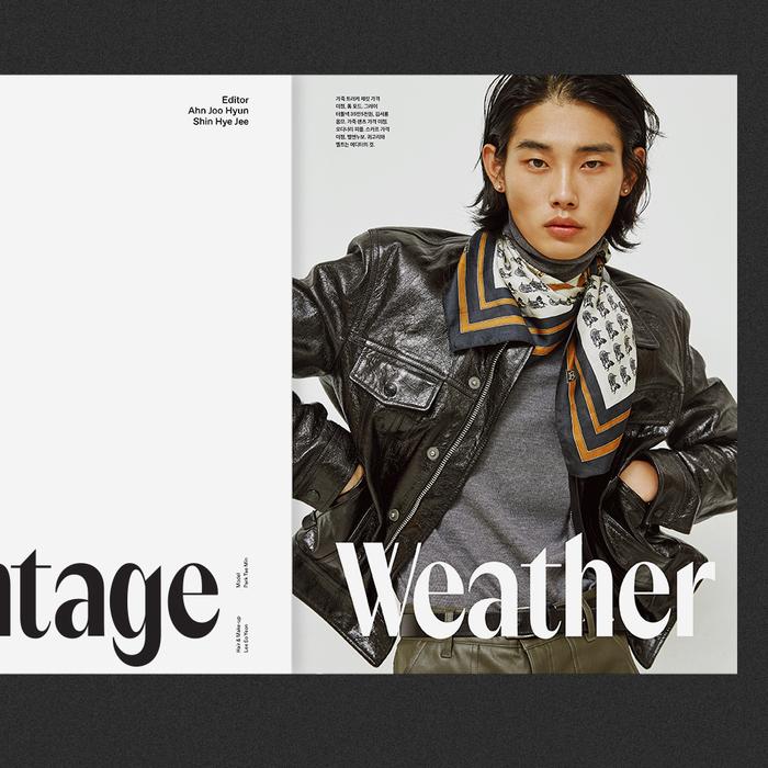 GQ Korea, November 2018 4