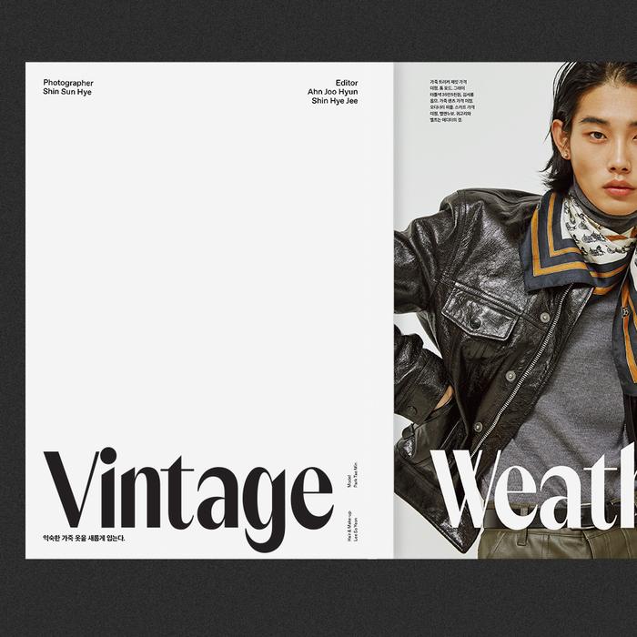GQ Korea, November 2018 5