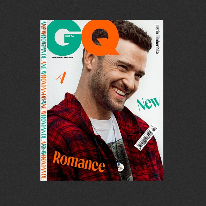 GQ Korea, November 2018 1