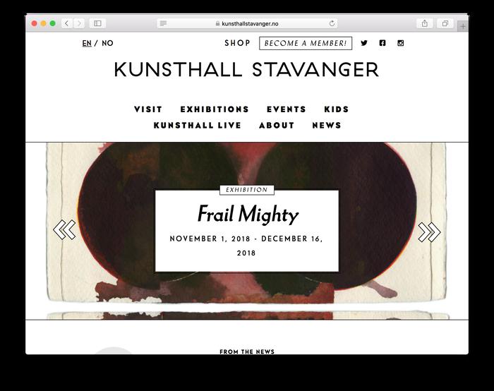 Kunsthall Stavanger 2