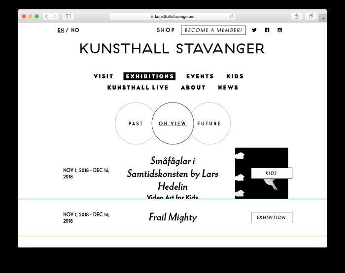 Kunsthall Stavanger 4