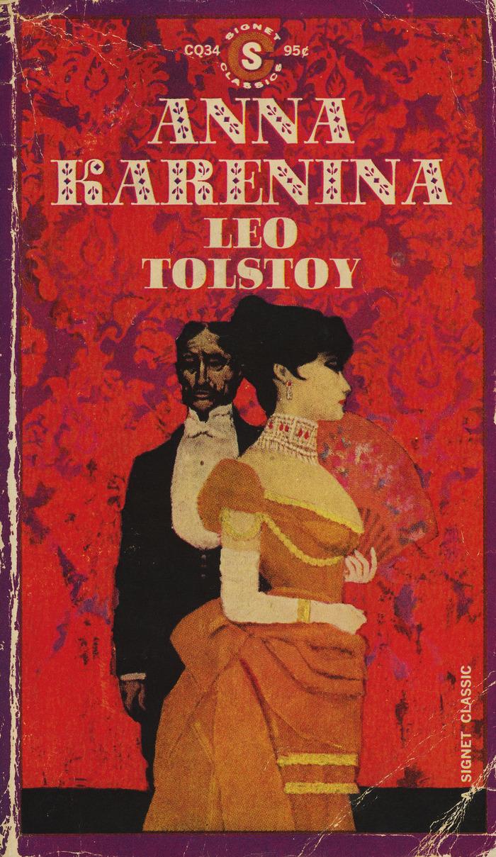 Anna Karenina – Leo Tolstoy (Signet)