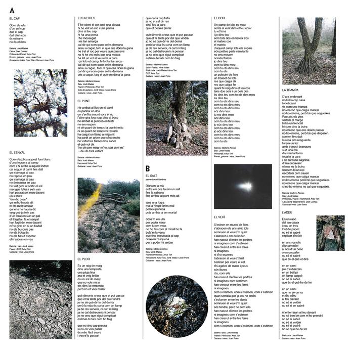 El Petit de Cal Eril – La força album art 3