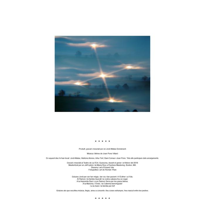 El Petit de Cal Eril – La força album art 2