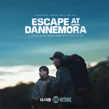 <cite>Escape at Dannemora</cite> TV series