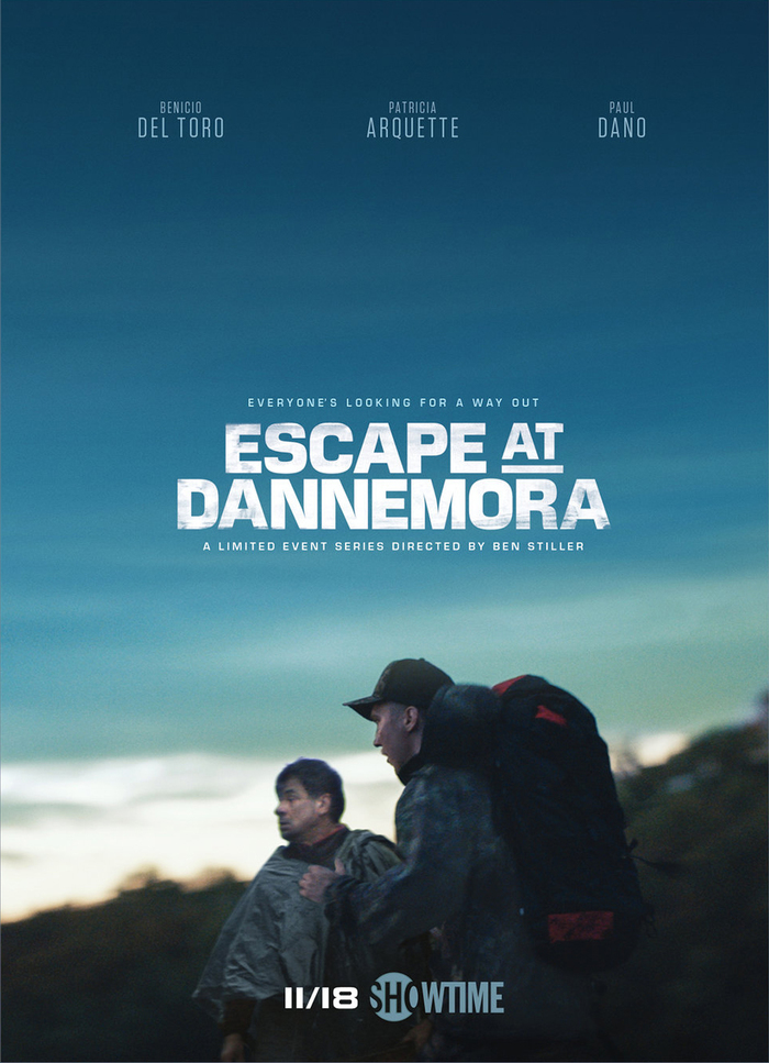 Escape at Dannemora TV series 3