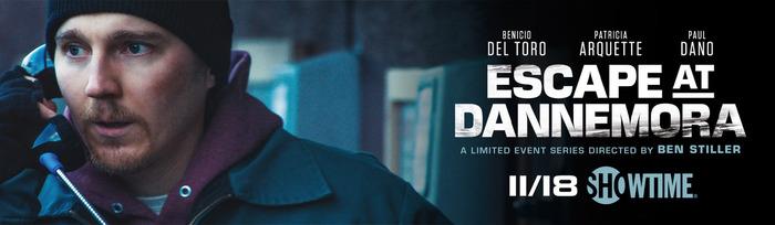 Escape at Dannemora TV series 6