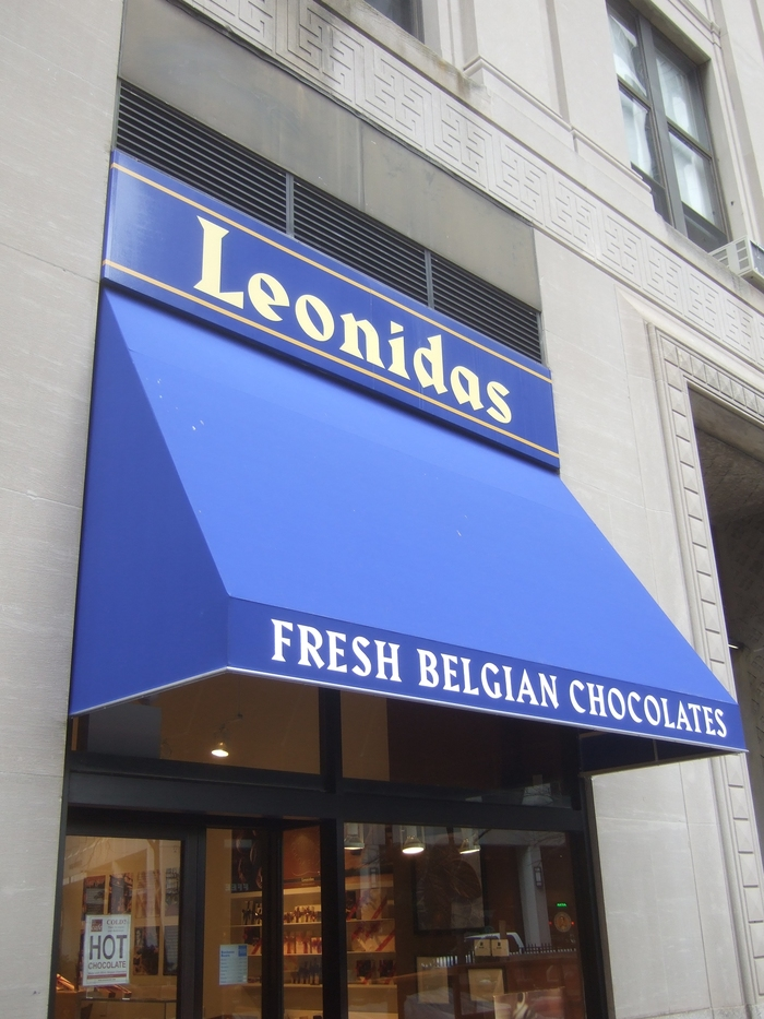Leonidas Fresh Belgian Chocolates, 3 Hanover Square, New York City