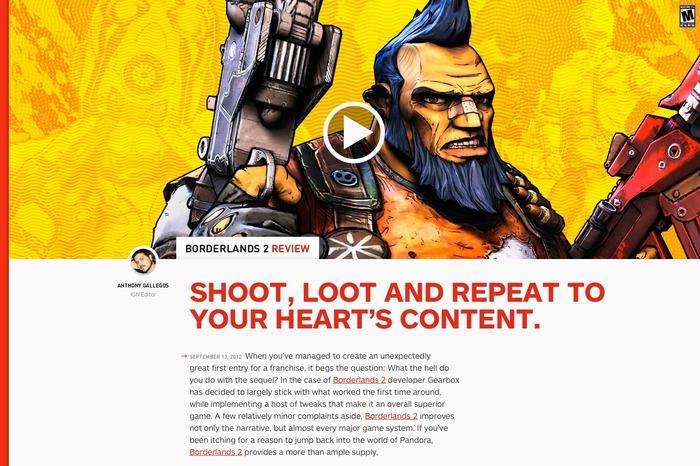 IGN.com Reviews 2
