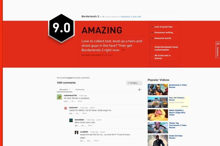 IGN.com Reviews 4