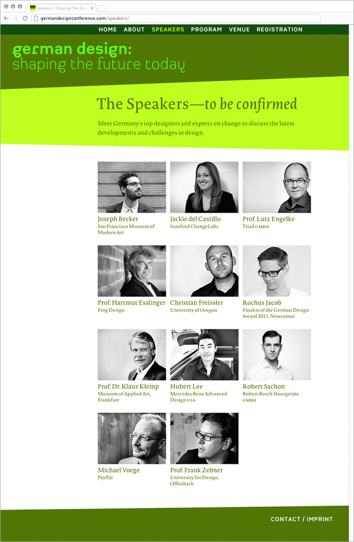 German Design Conference 2