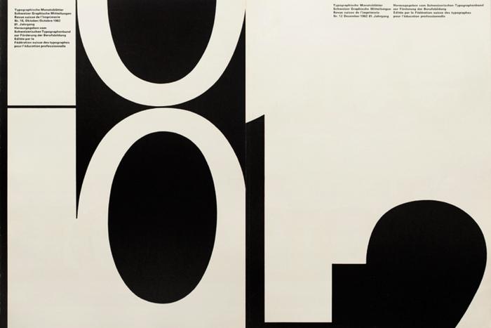 Typographische Monatsblätter 1962 issues 2
