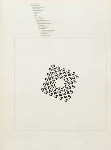 Typographische Monatsblätter 1969 issues 3