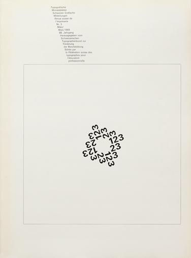 Typographische Monatsblätter 1969 issues 4