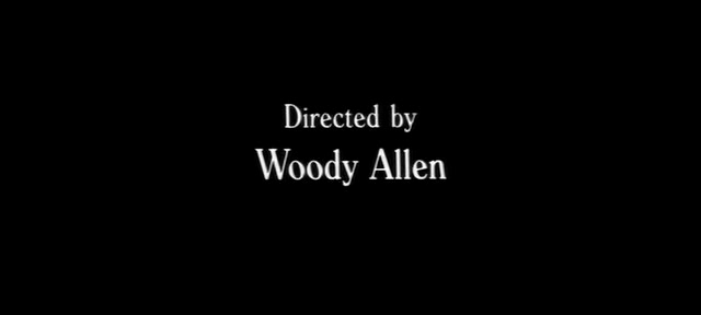 Woody Allen film titles (1977–2012) 2