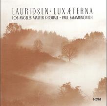 <cite>Lux Æterna</cite>