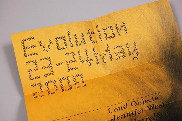 Evolution 2008 2