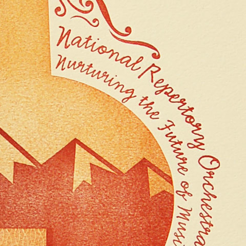 National Repertory Orchestra Poster 3