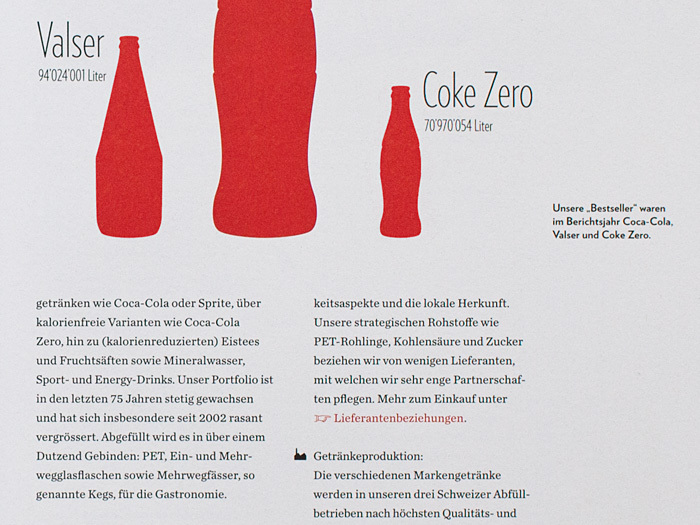 Coca-Cola Hellenic Sustainability Report 3