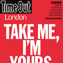 <cite>Time Out London</cite>, first free edition