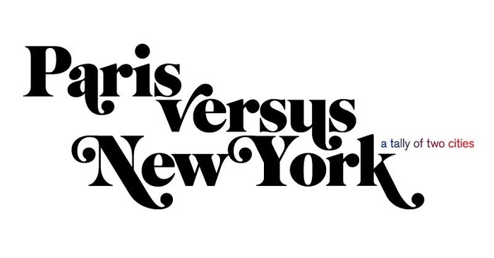 Paris vs New York, a tally of two cities 1