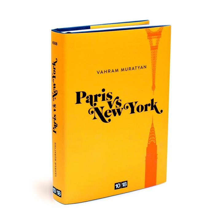 Paris vs New York, a tally of two cities 2