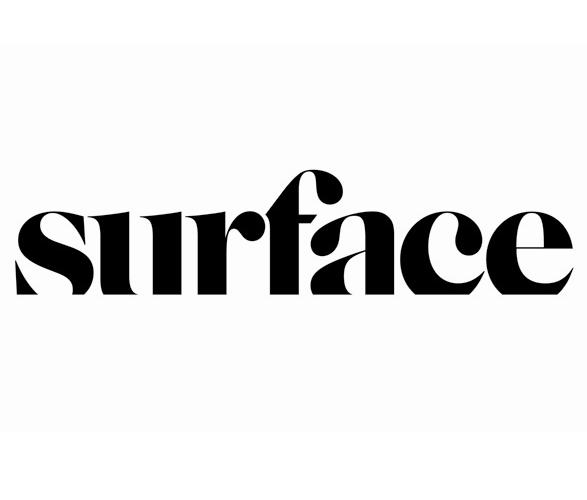 Surface Magazine Logo (2011) 2