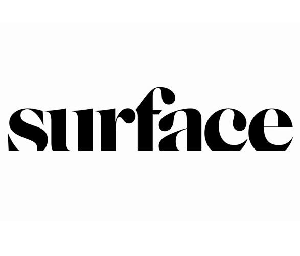 Surface Magazine Logo (2011) 2