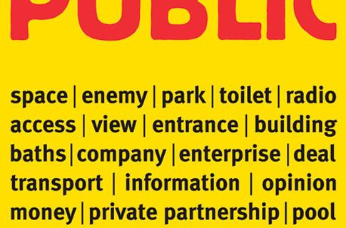 Erik Spiekermann Public Works Poster 1