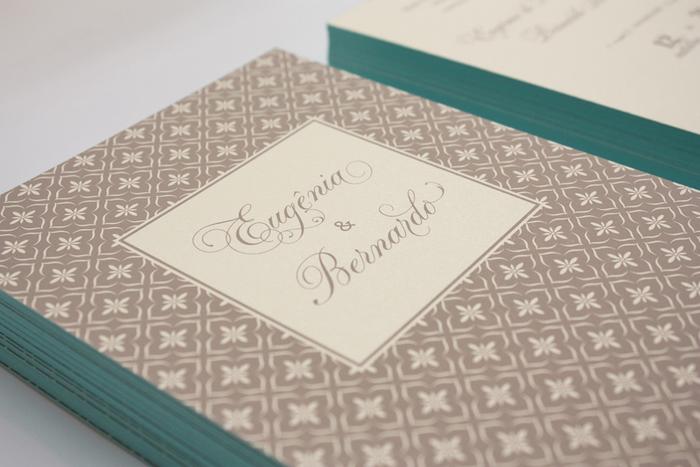 Didi & Bernardo wedding invitation 2