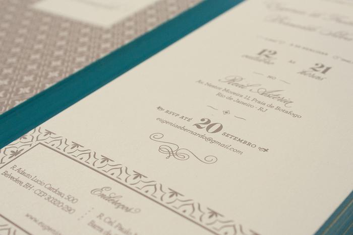 Didi & Bernardo wedding invitation 3