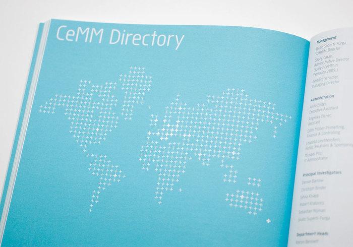 CeMM annual report 3