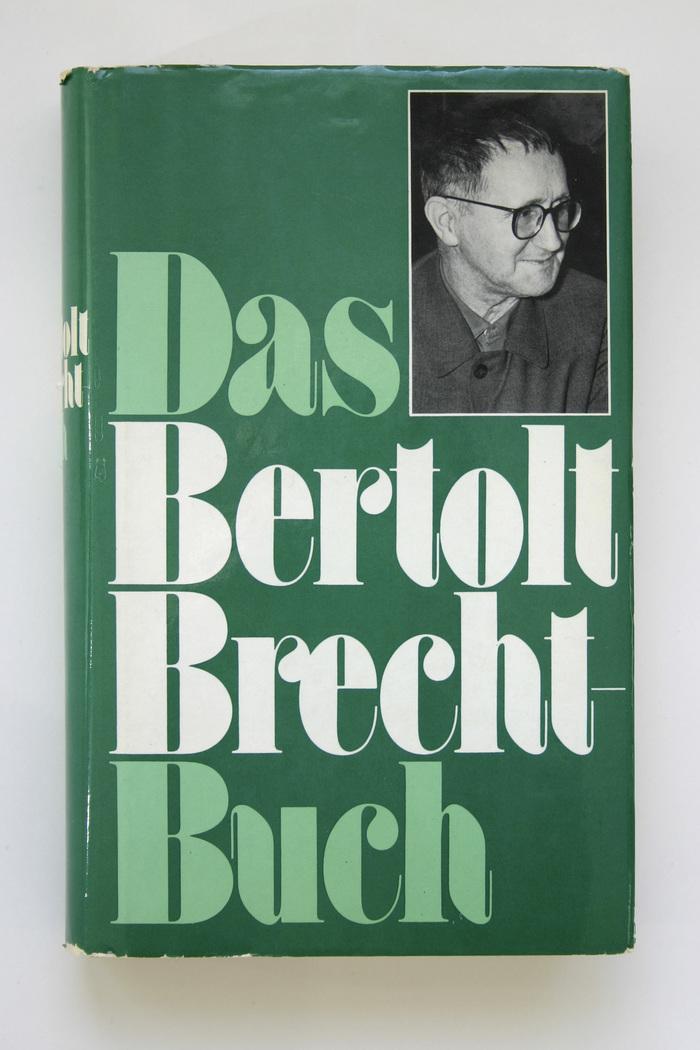 Das Bertolt Brecht-Buch 1