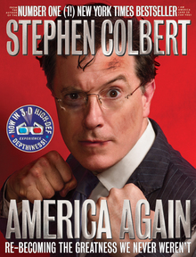<cite>America Again</cite> book