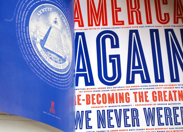 America Again book 2