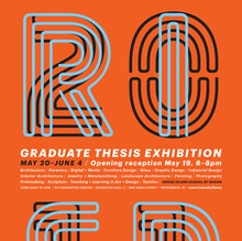 2011 RISD Graduate Thesis Exhibition